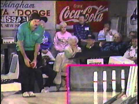 Candlepin Stars & Strikes - Rich Hallberg vs. Steve Plante