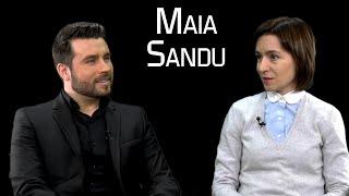 Maia Sandu despre adopția unui copil, salariu de prim-ministru, avere și minciunile lui Dodon