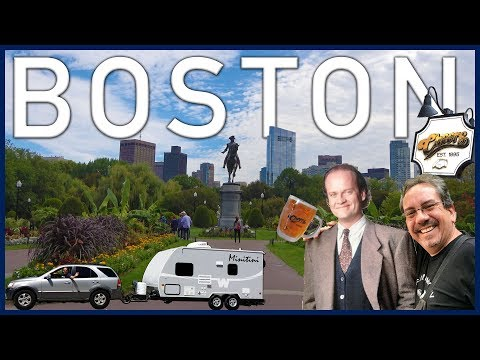 Boston, Providence, And The Plymouth Rock: How To Visit With An RV - Traveling Robert
