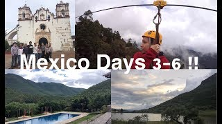 Mexico Vlog Pt. 2 | Days 3-6 | Acpeezy