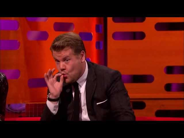 The Graham Norton Show ( Katy Perry, James Corden and Paul McCartney) subtitulado-Parte1