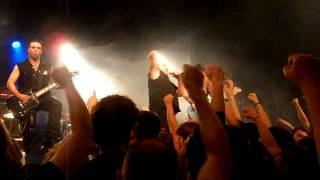 Blaze - Silicon Messiah 15th Annivesary live in Krakow 29/05/2015