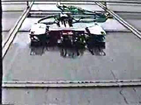 Urakami Window Cleaning Robot Youtube