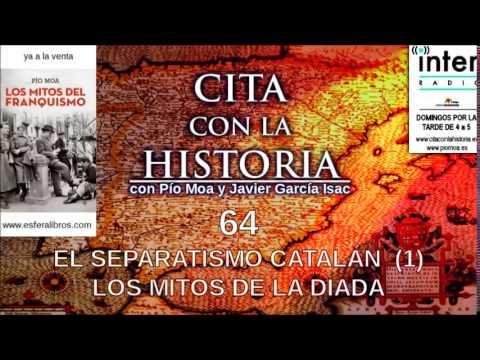Cita con la historia - 64 - Los mitos de la Diada