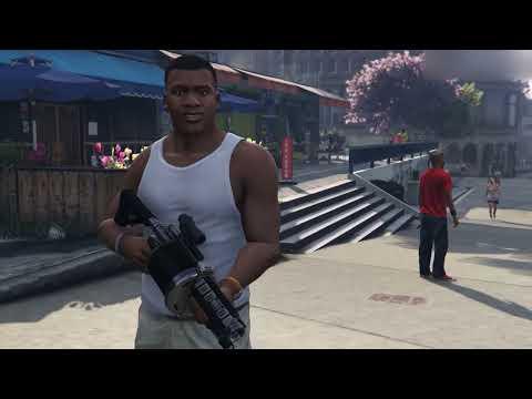 GTA 5 Crazy / Brutal Kill Moments: #7 (Grand Theft Auto V Compilation)