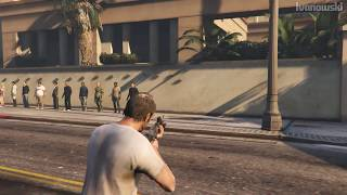 Repeat youtube video GTA 5 Crazy / Brutal Kill Moments: #7 (Grand Theft Auto V Compilation)