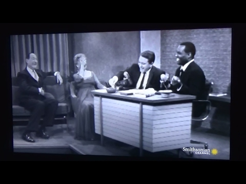 NMAAHC - Stand-up from Nipsey Russell, Dick Gregory, Slappy White, Godfrey Cambridge, Timmie Rodgers
