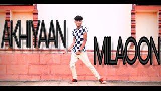 Gambar cover AKHIYAAN MILAOON DANCE VIDEO NEW VERSION BISWAJIT MONDAL CHOREO