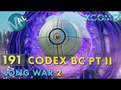 LONG WAR 2 1.4 | PART 191 | SQ1 INFL200 [CODEX BRAIN COORD] OPERATION SPIDER STEED, PT 2 | XCOM 2