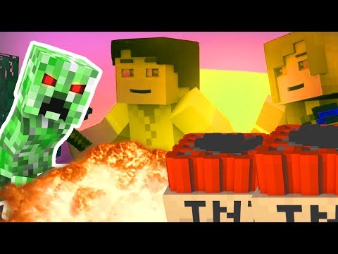 MINECRAFT - TOP 10 MINECRAFT SONGS - 2017 BEST ANIMATED MINECRAFT MUSIC VIDEO