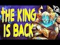 BRINGING ODIN BACK INTO THE META! | Odin | Incon | Smite