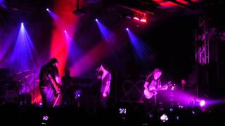 HIM - Gone with the sin live in Warsaw, Poland 05.08.2015
