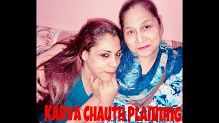 karva Chauth Planning || Fitness And Lifestyle Channe