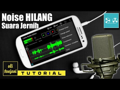 How to Edit Sound Let It Be Like Like in Studio | remove Noise on Android