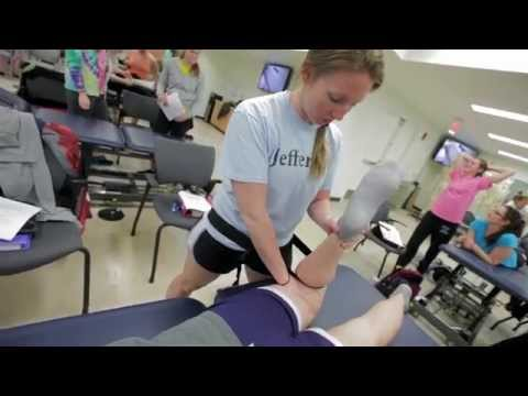 Jefferson Facilities for Physical Therapy Students