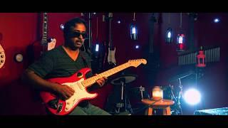 Aasaya kaathula - Live Selfie Guitar Instrumental by Kumaran