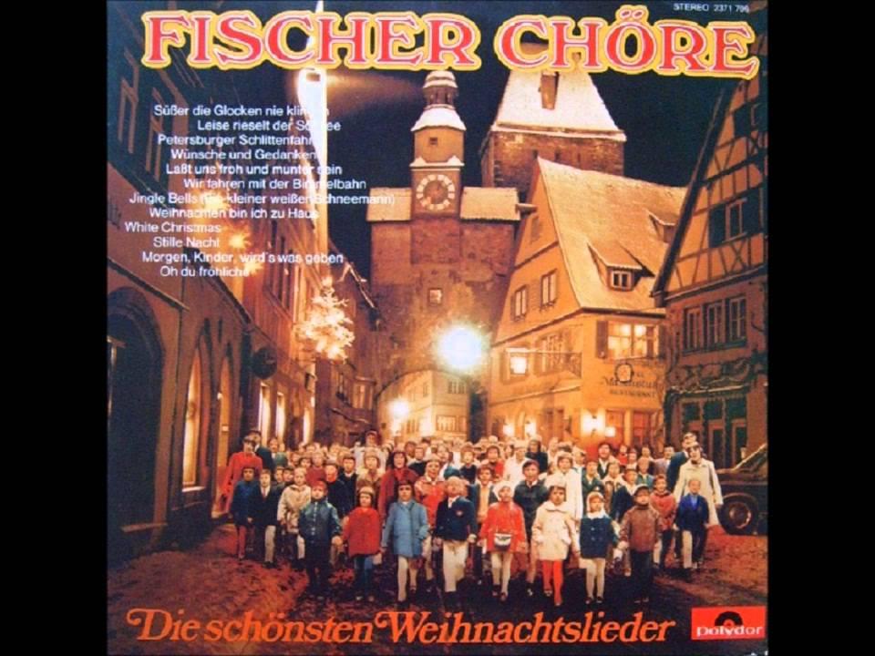 Die Besten Weihnachtslieder An Heiligabend.Fischer Chöre Die Schönsten Weihnachtslieder Full 1976 Album Out Of Print