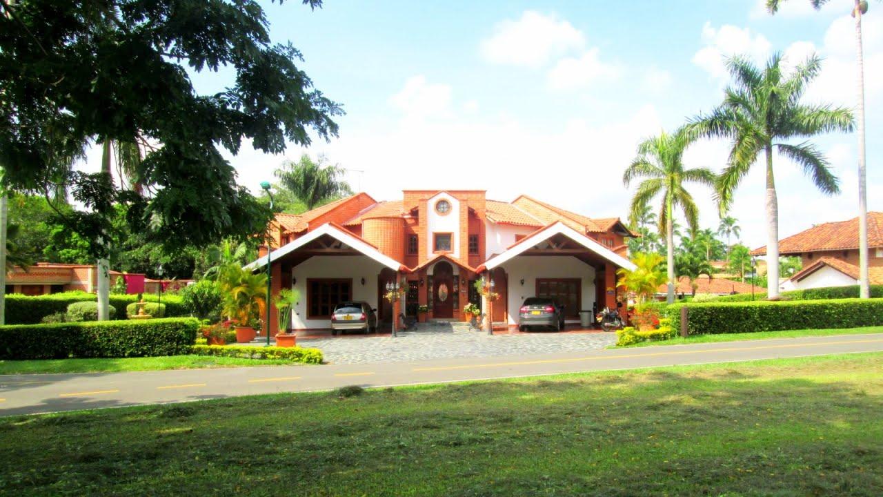 Magn fica casa campestre en maracay ciudad campestre for Cubiertas para casas campestres