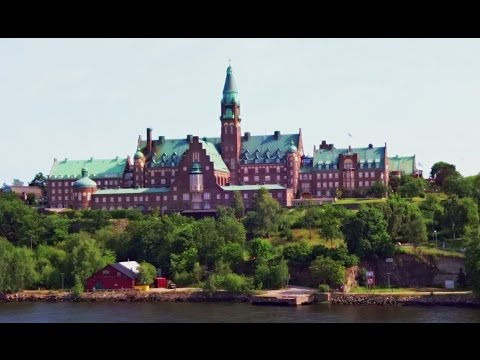 Outstanding Baltic sea Cruise: Stockholm, Sweden to Helsinki, Finland HD 1080 50p PART 3