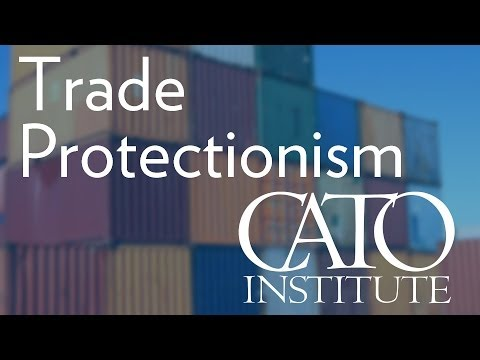 Trade Protectionism (Scott Lincicome)