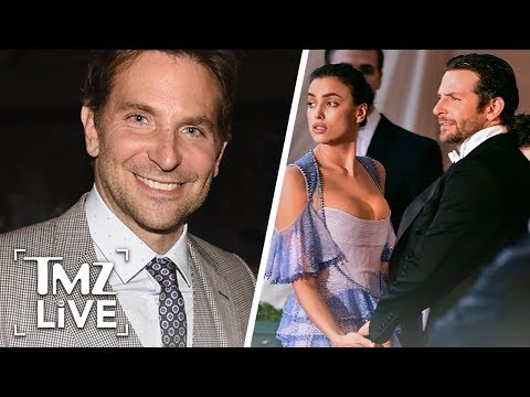 Irina Shayk Leaves Town Amid Bradley Cooper Breakup Reports | TMZ Live