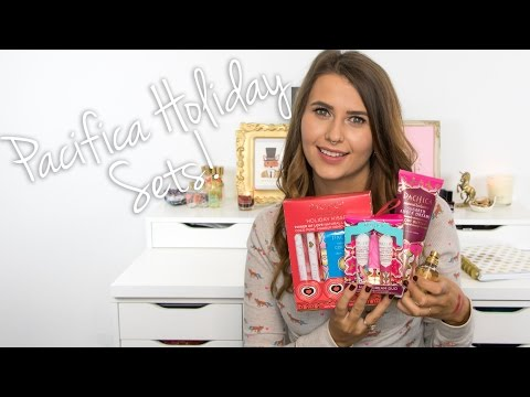 Pacifica Sugared Amber Dreams & Holiday Sets (Cruelty Free & Vegan!) - Logical Harmony