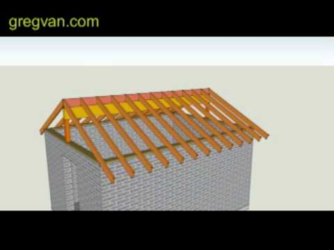 Watch This Video Before Removing Ceiling Joists Or Roof