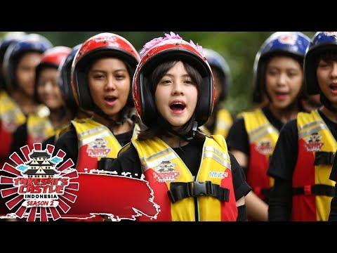 Wah JKT48 Jadi Pejuang Pejuang di Takeshi's Castle Indonesia (7/11)