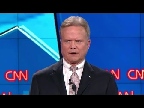 (Democratic Debate) Jim Webb: I support affirmative action for African Americans