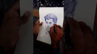 Live Sketch of Mayank kumar Singh
