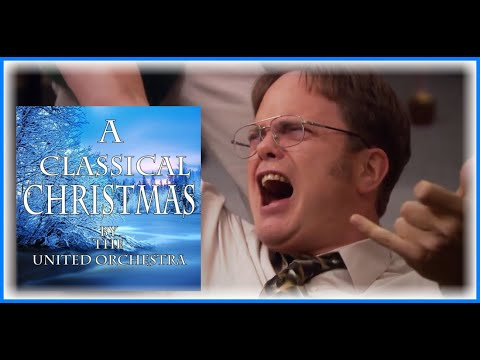 Christmas Eve - The United Orchestra (Trans-Siberian Orchestra-Christmas/ Sarajevo 12/24)