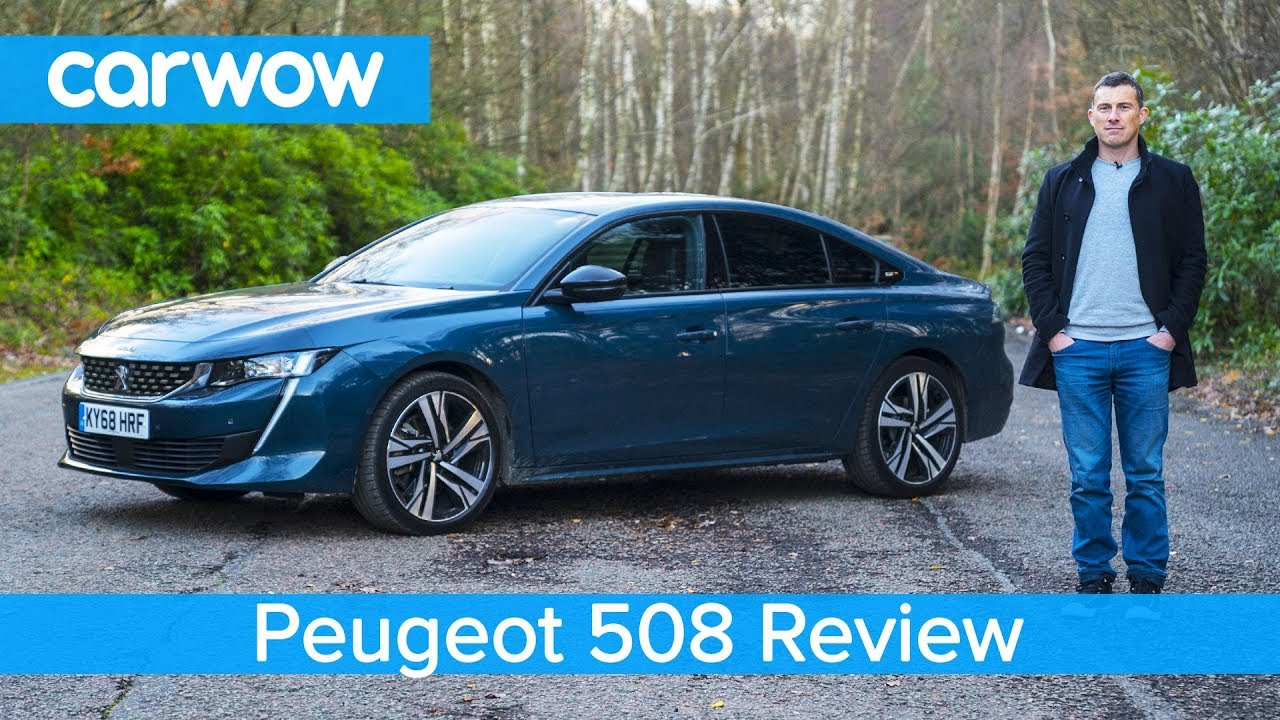 Peugeot 508 2020 in-depth review   carwow Reviews