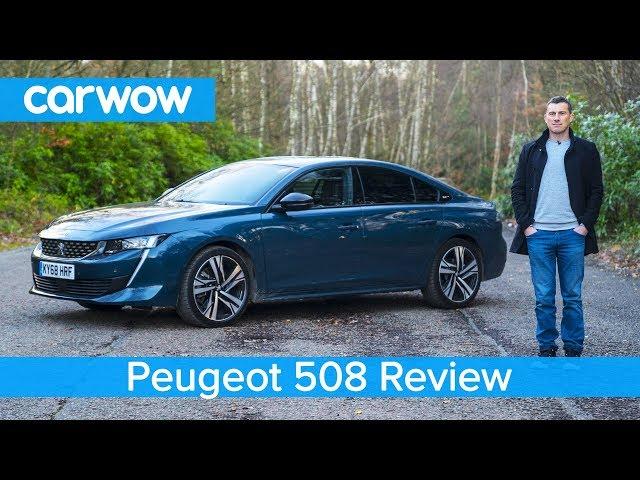 Peugeot 508 2019 in-depth review | carwow Reviews