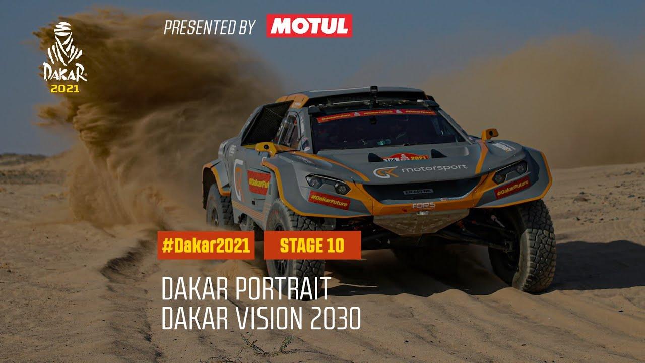 #DAKAR2021 - Stage 10 - Dakar Vision 2030