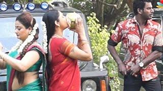 Aambala Pollachi Shooting Spot | Vishal, Hansika Motwani, Sundar C , Kiran Rathod | Making