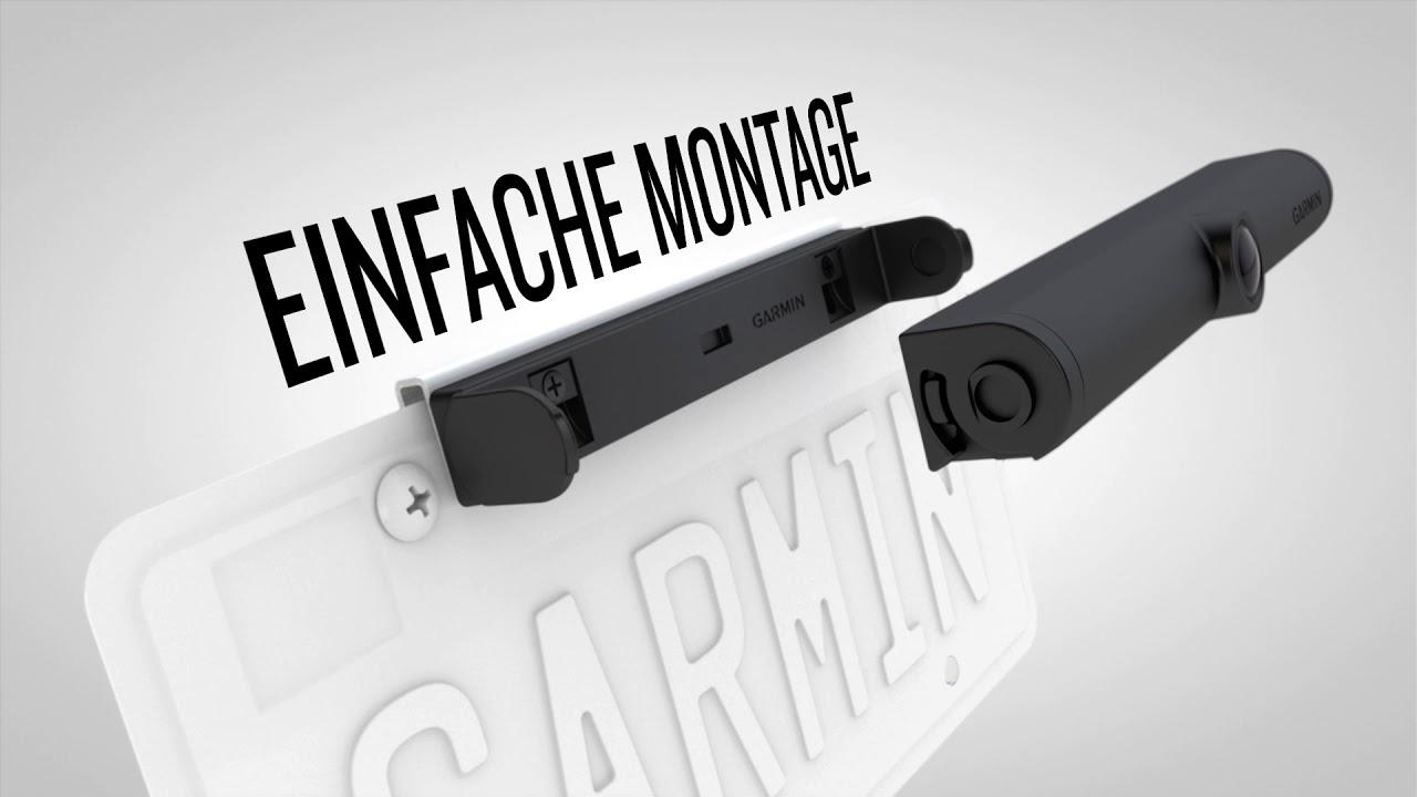 Garmin Halterung für die drahtlose Rückfahrkamera BC 40