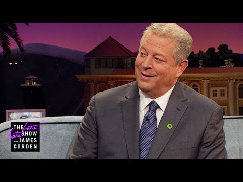 Al Gore Takes on Donald Trump's Latest Tweets & Takes