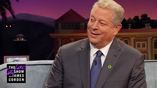 Al Gore Takes on Donald Trump