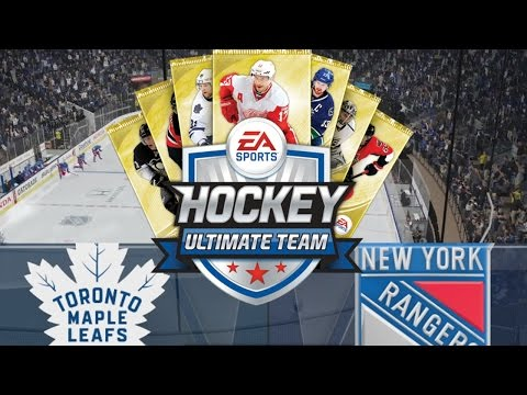 NHL 17 - HUT Gameplay
