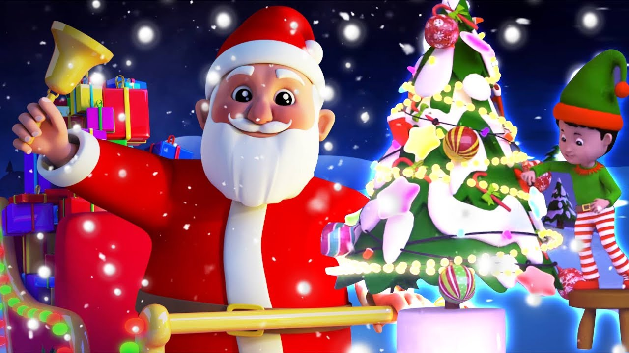 Christmas History In Hindi.Jingle Bells Christmas Song In Hindi Christmas Carol For Kids By Kids Tv India Xmas Songs