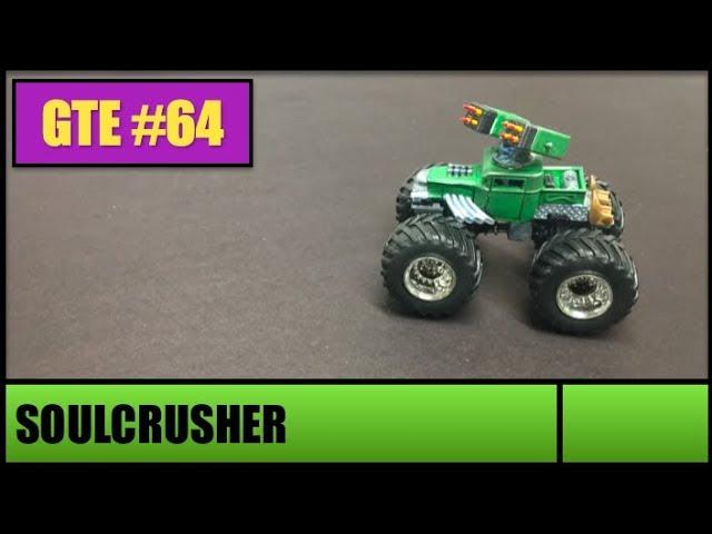 GTE 064 -- SoulCrusher -- Gaslands Combat Vehicle