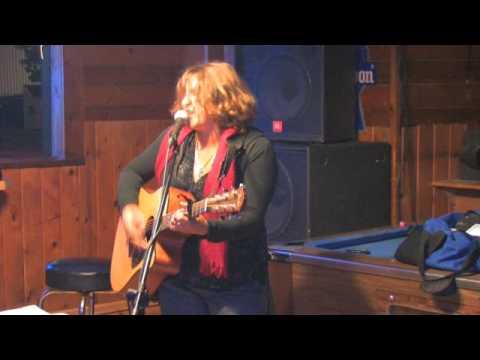 Raven Cooper at Caseys Bar Whitefish Montana Terry Rubbert
