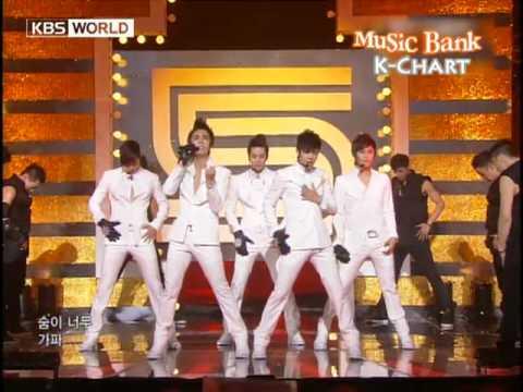 2nd Week Of JUNE 2010 K-Chart (2010.6.11) 1. Love Ya - SS501