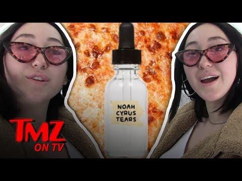 Noah Cyrus Selling $12,000 Bottle of Tears | TMZ