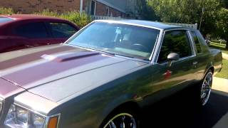 82 buick regal on 24