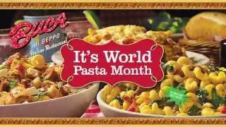 Celebrate World Pasta Month at Buca!