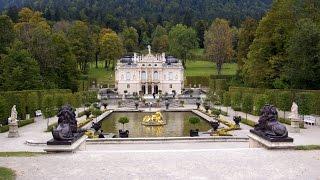 Замок Линдерхоф(Замок Линдерхоф — единственный замок короля Людвига II, полностью достроенный при его жизни. http://mishkatm.livejournal..., 2015-11-17T15:05:02.000Z)