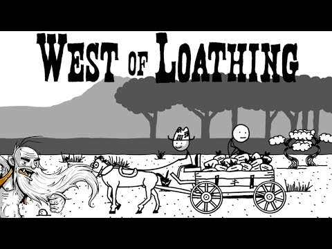 "West of Loathing Gameplay - ""THE ADVENTURES OF MUSTY SANCHEZ!!!""  - Let's Play Walkthrough"
