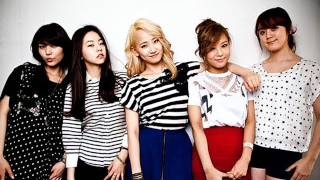 "Wonder Girls - ""Nothin"