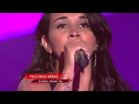 Paulynha Arrais canta 'Chão de Giz' no The Voice Brasil - Audições | 4ª Temporada